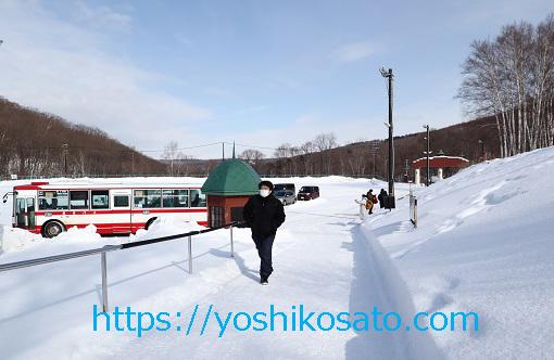 winter season in HOKKAIDO 冬の北海道
